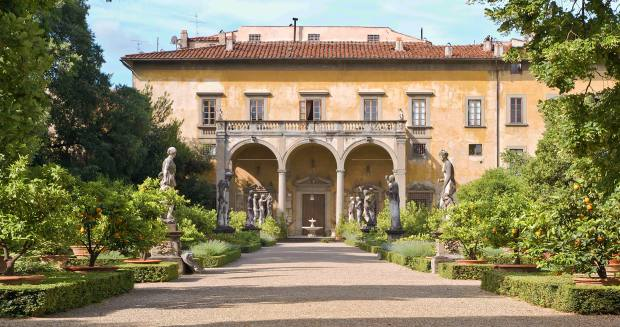 The festival will take place in the grounds of Florence's Palazzo Corsini al Prato