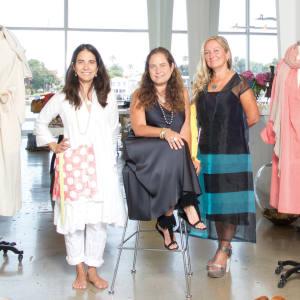 From left: Denise Schaefer, Dawn Klohs and Apryl Schaefer