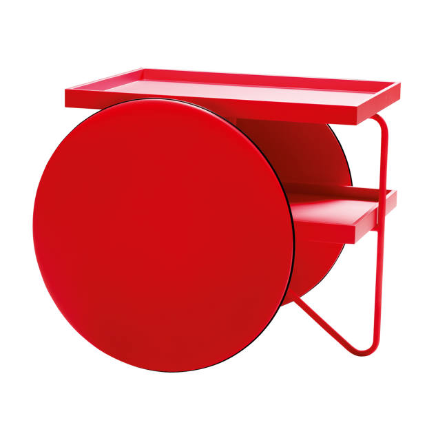 GamFratesi for Casamania metal and lacquered-MDF Chariot table, £1,689