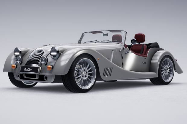 The Plus Six – the first Morgan created entirely by Computer Aided Design – is now underway, and the firm has launched a 3D online configurator, which enables prospective owners to create their car