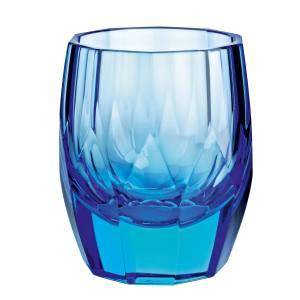 Linley x Moser crystal Girih tumbler, £175