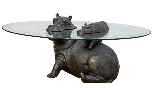 Hippo table, £5,000 to £8,000