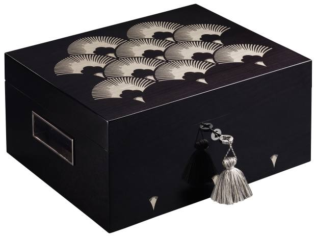 Lotusier Tea Humidor in Kyoto Night from the Saicho Collection, £9,950
