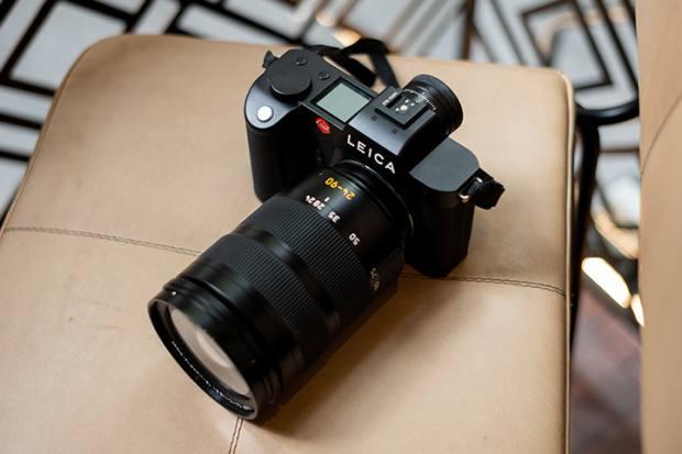 Leica SL2, body, £5,300; Summicron-SL 35mm f/2lens, £3,900