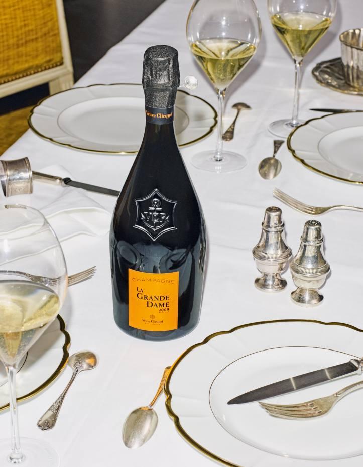 La Grande Dame is Veuve Clicquot's prestige cuvée
