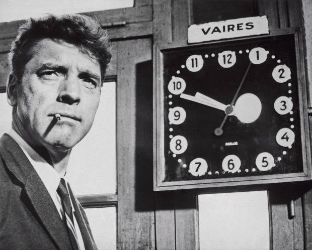 Burt Lancaster in The Train, 1964