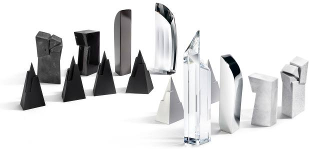 Daniel Libeskind for Atelier Swarovski mixed-medium Architecture & The City chess set, £13,995
