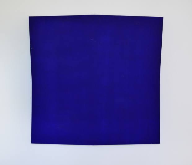 Expansion in Blue (1993) by Roman Cotosman, €27,000 at Jecza Gallery