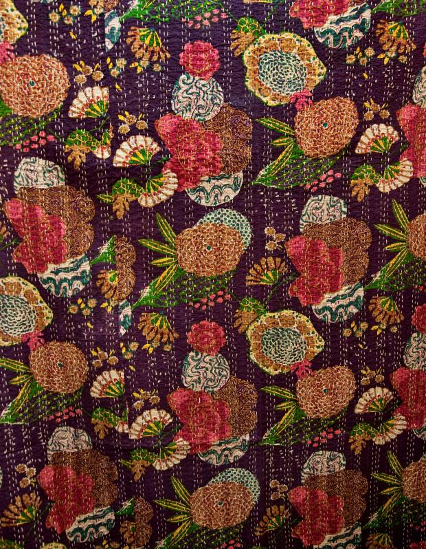 Godri quilt, from Saurashtra Impex's Tropical range, about £21-£42.