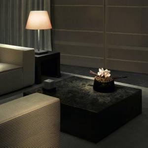 Zen-like calm at Hotel Armani Dubai.