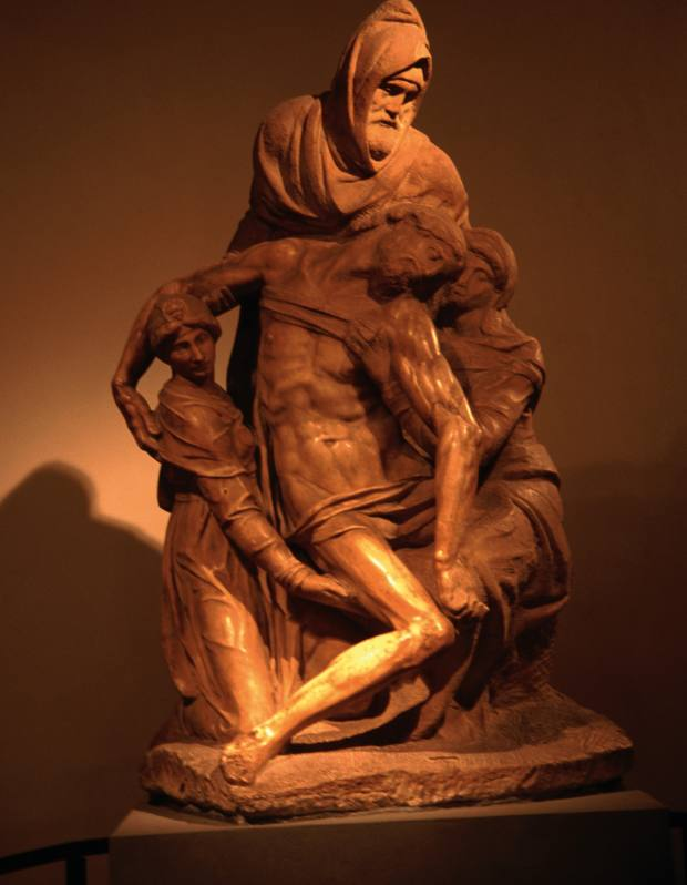 Michelangelo's Pietà Firenze