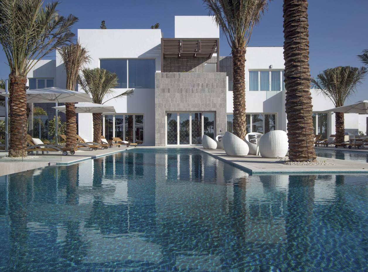 A Reserve villa at Al Barari estate, from about £3,540,980; many will be sold as shell and core, with space for at least six bedrooms