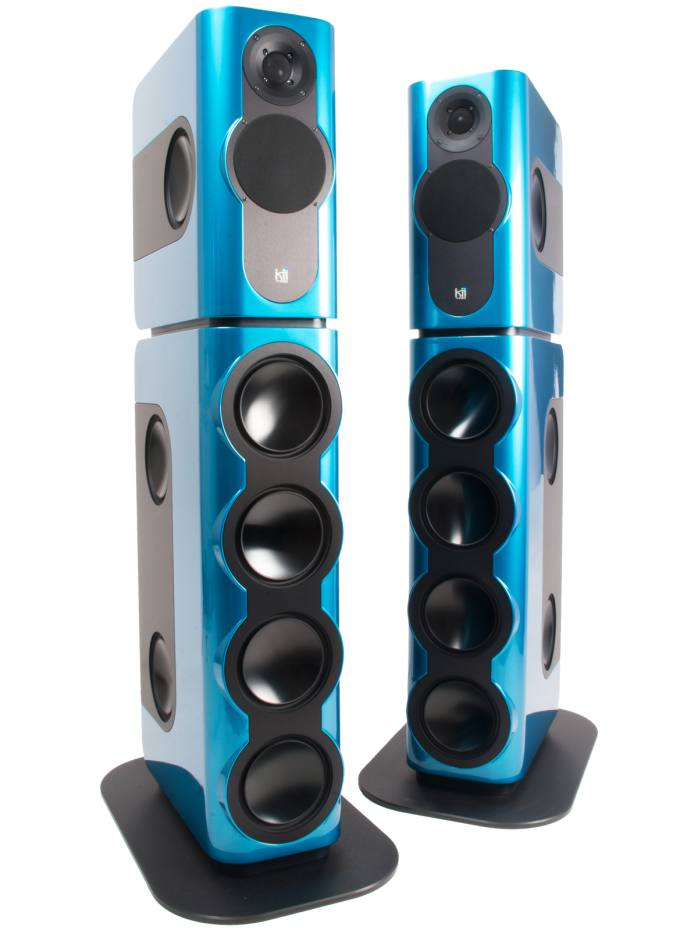 Kii Audio Three BXT system with Kii Control, from £27,495