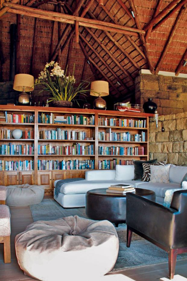 The Getty family home is available to rent on Phinda Private Game Reserve