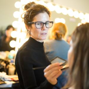 Gucci Westman, whose debut make-up line, Westman Atelier, uses natural ingredients and antioxidants