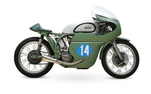 The ex-James Guthrie, Joe Dunphy, Manx Grand Prix, Isle of Man TT 1961 Beart-Norton Manx 350cc racing motorcycle, £50,000-£70,000