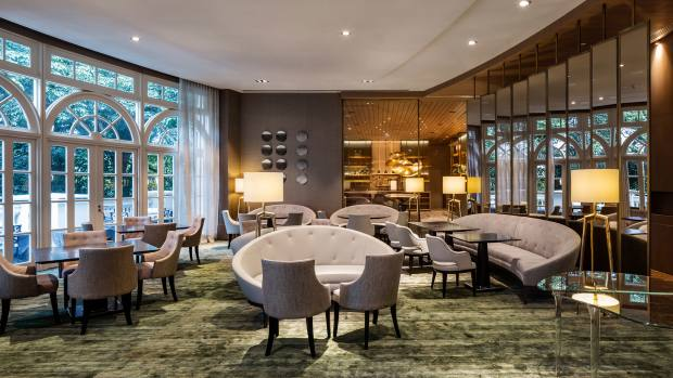 The hotel's Tangará Jean-Georges restaurant specialises in Asian cuisine with Brazilian ingredients