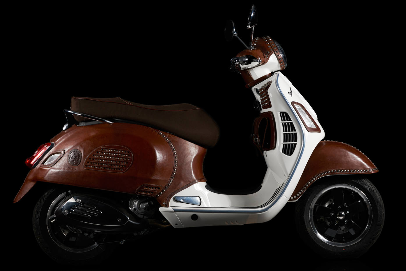 Vespa GtS Conticelli, £12,999, from BMG Scooters