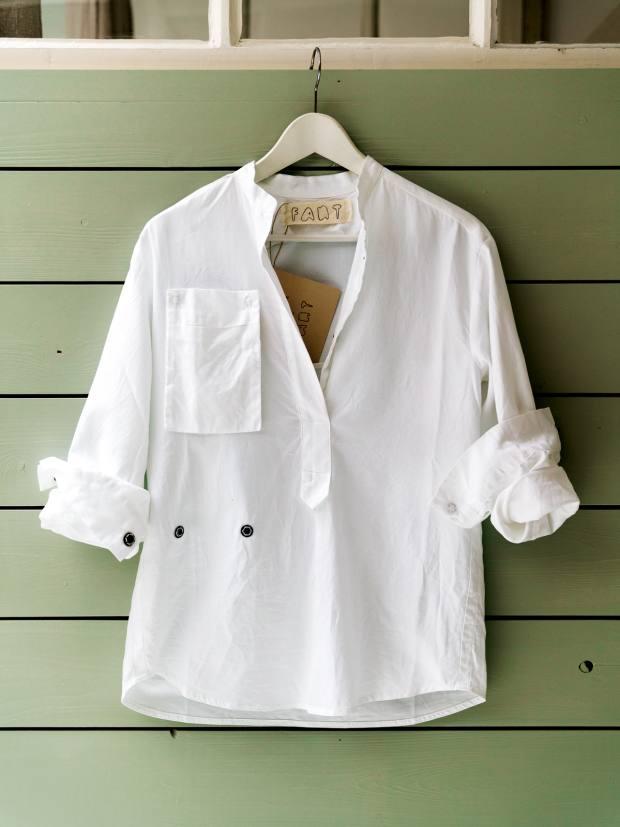 Sukha x Fant cotton shirt, €229