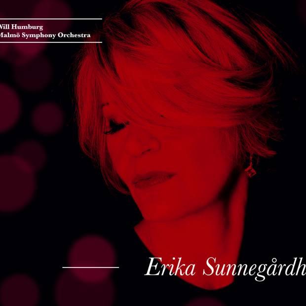 The album of Erika Sunnegårdh's recording of Richard Strauss's operatic pieces