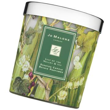 Jo Malone London Lily of the Valley & Ivy Scented Candle, £48, sold in aid of mental health charities