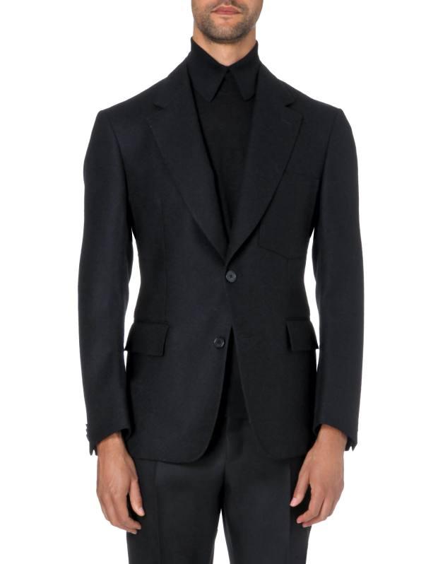 Cerruti wool poloneck, £375