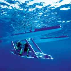 Platypus Blue Ocean semi-submersible boat, from €125,000