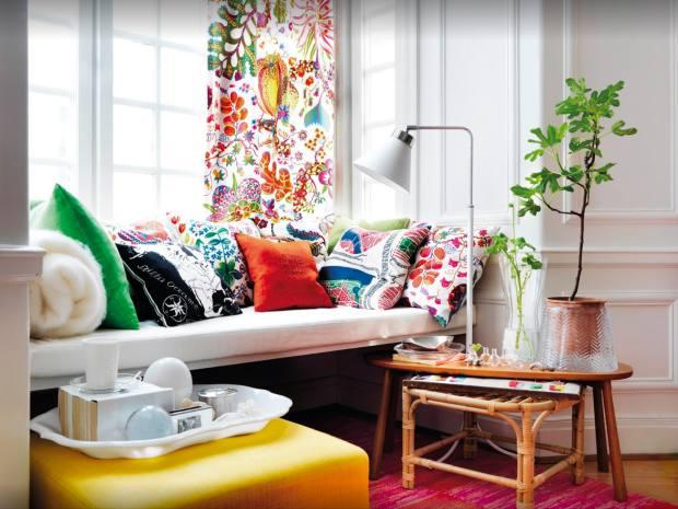 Svenskt Tenn stocks furniture and fabrics by Josef Frank