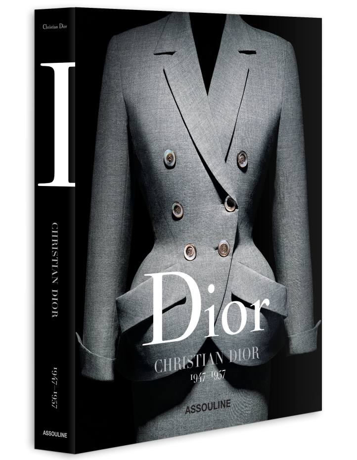 Volume one, on Christian Dior