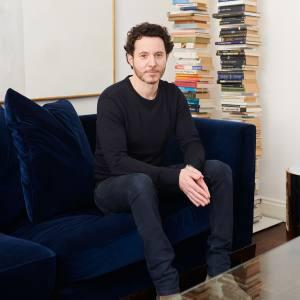 Pavlo Schtakleff at home in London