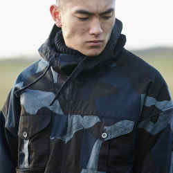 Nigel Cabourn cotton drill Army Smock jacket, £395