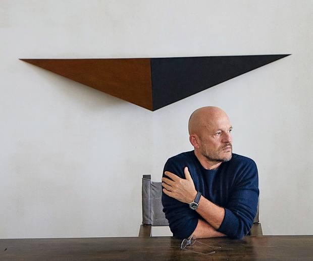 Minimalist architect Vincent Van Duysen