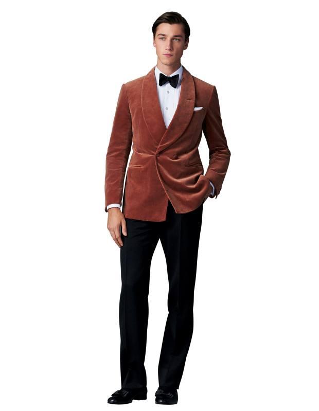 Dunhill cotton/velveteen jacket, £1,490