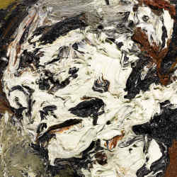 Head of Gerda Boehm by Frank Auerbach, 1965