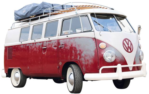 Icon 1967 VW Bus