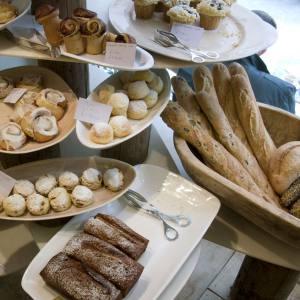 Cocomaya's baked goods