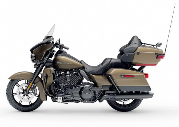 Harley-Davidson Electra Glide Ultra Limited, £24,695