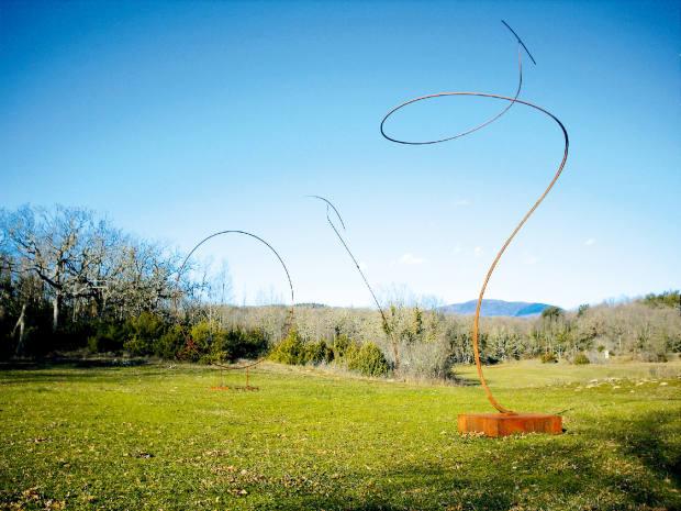 Il Giardino dei Suoni di Paul Fuchs, Tuscany