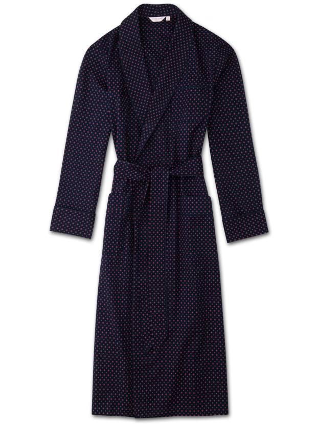 Derek Rose cotton robe, £250,derek-rose.com