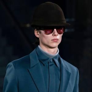 Ermenegildo Zegna Couture felt hat, £595