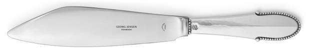 Georg Jensen beaded cake knife, £290
