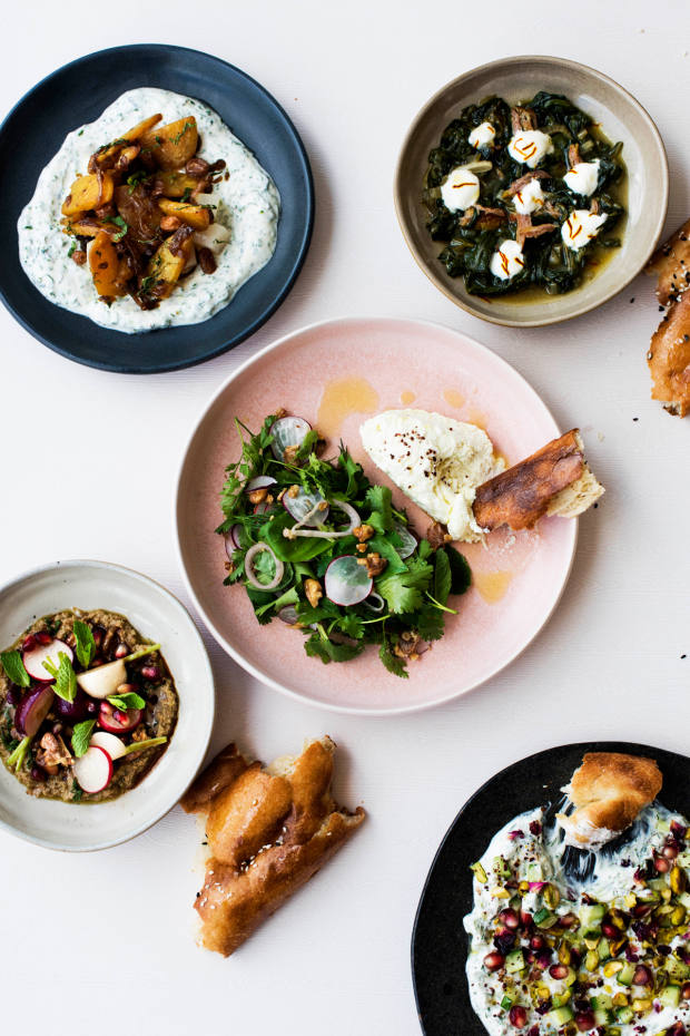 London's culinary scene hots up with new restaurant Nutshell