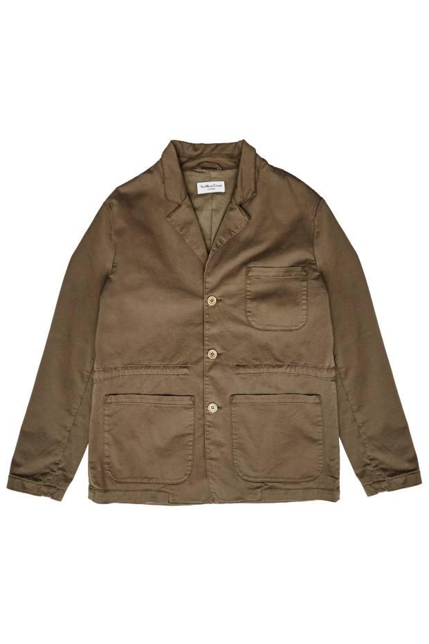 YMC cotton Amon Duul blazer, £295