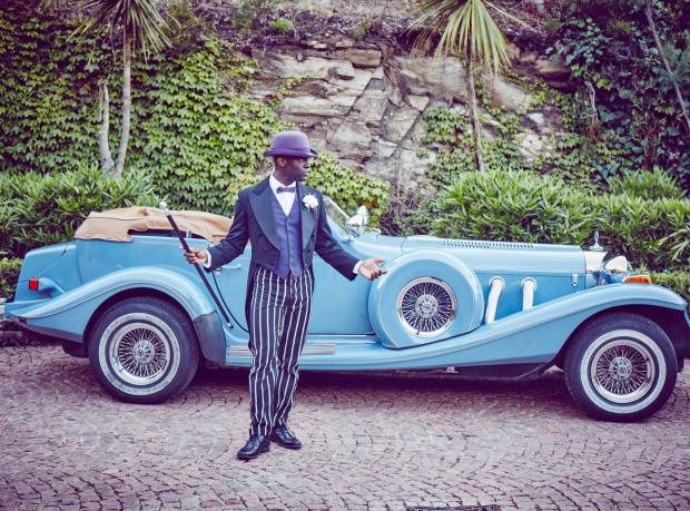 Immersive Cult has also arranged a Great Gatsby-themed evening where all the guests were loaned a vintage car to drive to the venue