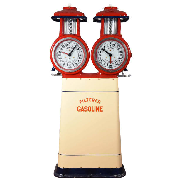 Collecting vintage petrol pumps   How To Spend It