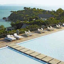 The pool at Point Yamu, Phuket
