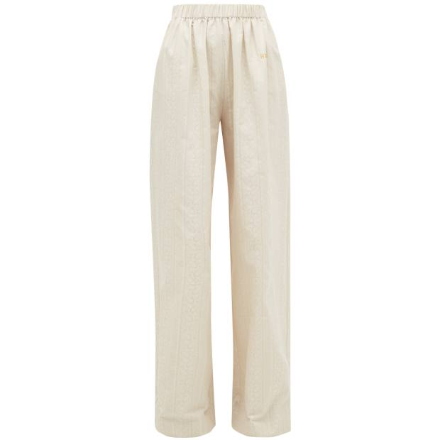 Hillier Bartley cotton trousers, £495, matchesfashion.com