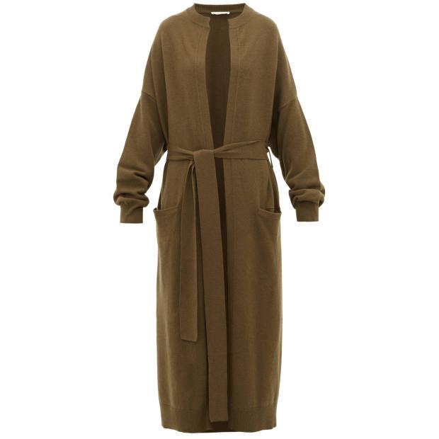 Extreme Cashmere Big Coat cardigan, £700