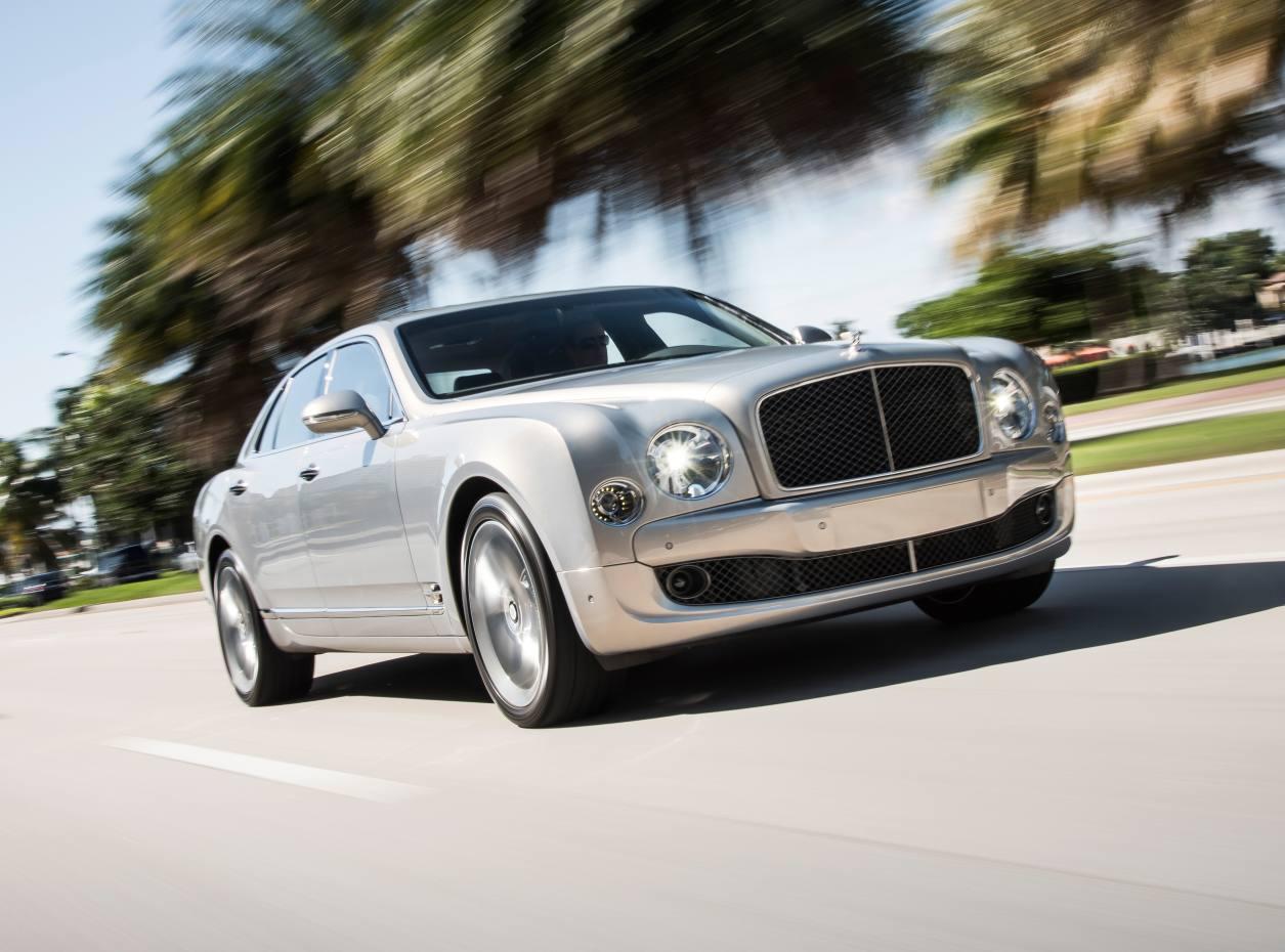 Bentley Mulsanne Speed, from £252,000