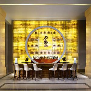 The Hanuman Bar at the Siam Kempinski Hotel